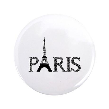 """Paris 3.5"""" Button (100 pack)"""