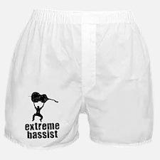 Extreme Bassist Boxer Shorts