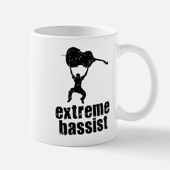 Extreme Bassist Mug