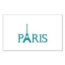 Paris Decal