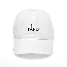 Paris Baseball Cap