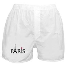 Paris Boxer Shorts