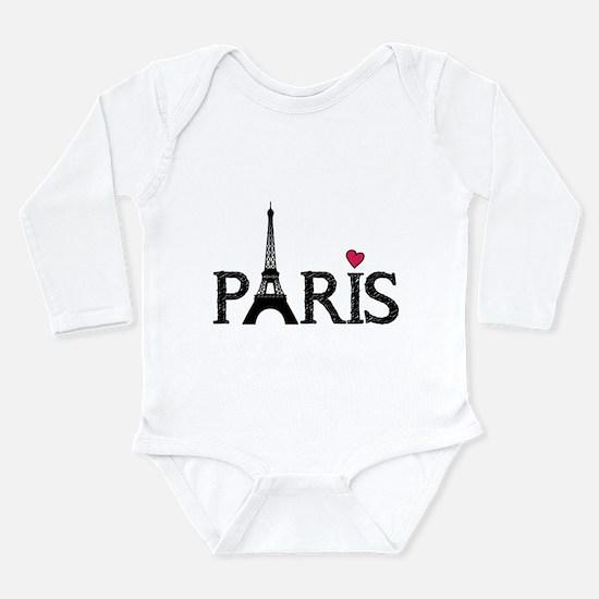 Paris Onesie Romper Suit