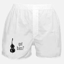 Got Bass? Boxer Shorts