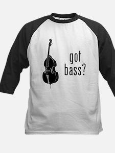 Got Bass? Kids Baseball Jersey