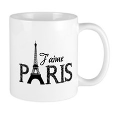 J'aime Paris Mug