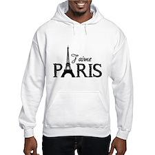 J'aime Paris Jumper Hoody