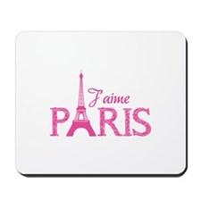 J'aime Paris Mousepad