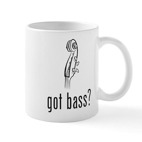 Got Bass? Mug