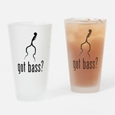 Got Bass? Drinking Glass