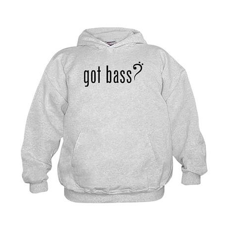 Got Bass? Kids Hoodie