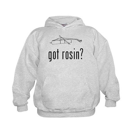 Got Rosin? Kids Hoodie