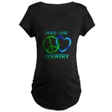 Peace Love Country T-Shirt