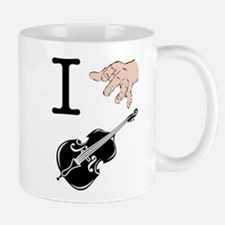 I Play The Double Bass Mug