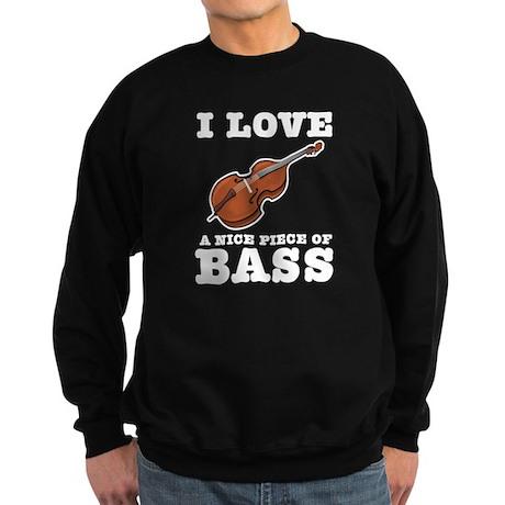 Nice Piece Of Bass Sweatshirt (dark)