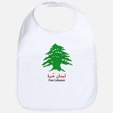 Lebanon Tree and the Israeli Bib