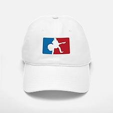 Major League Double Bass Baseball Baseball Cap