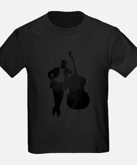 Man With Double Bass T