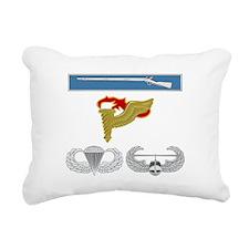 EIB Pathfinder Airborne Rectangular Canvas Pillow