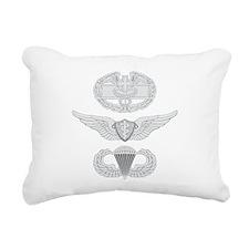 CFMB Flight Surgeon Airb Rectangular Canvas Pillow