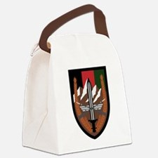 US Forces Afghanistan Canvas Lunch Bag
