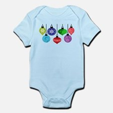 Christmas Ornaments Infant Bodysuit