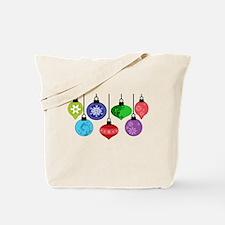 Christmas Ornaments Tote Bag