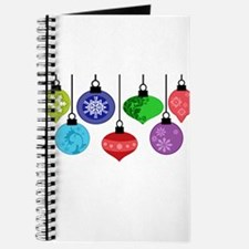 Christmas Ornaments Journal