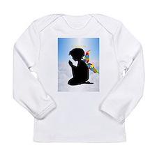 Autism Angel Long Sleeve Infant T-Shirt