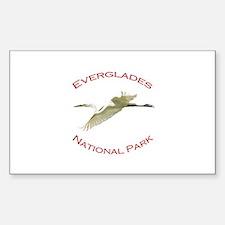 Everglades National Park...Great White Egret Stick