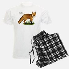 Red Fox Pajamas