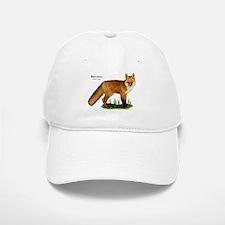Red Fox Baseball Baseball Cap