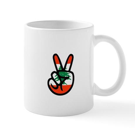 lebanese victory - Mug