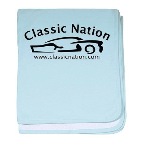 Classic Nation Baby Blanket