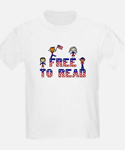 Free Stick Kids T-Shirt
