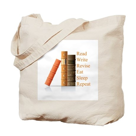 How to be a writer Tote Bag
