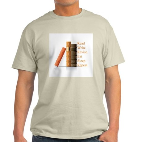 How to be a writer Light T-Shirt