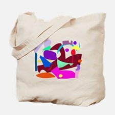 Steamer Chocolate Bubble Gum Soap Washing Tote Bag