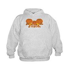 Halloween Pumpkin Vickie Hoodie