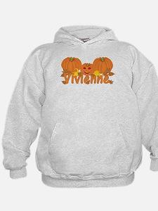 Halloween Pumpkin Vivienne Hoodie