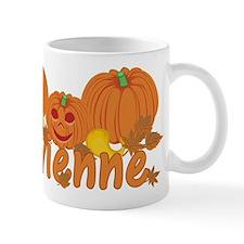 Halloween Pumpkin Vivienne Mug