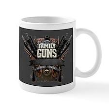 Family Guns Mug