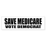 SAVE MEDICARE Sticker (Bumper 50 pk)