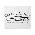 CN Throw Blanket