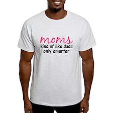 Moms, kinda like dads T-Shirt