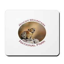 Rocky Mountain National Park...Pika Howling Mousep