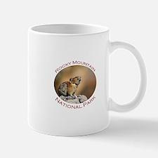 Rocky Mountain National Park...Pika Howling Mug