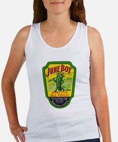 June Boy Pickles Women's Tank Top