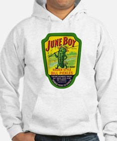 June Boy Pickles Hoodie