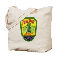 June Boy Pickles Tote Bag